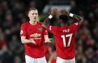 10 cặp tiền vệ trung tâm hay nhất Premier League: Fred/McTominay ở đâu?