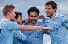 Cancelo: 'Man City đối đầu với 3 trong số những CLB hay nhất thế giới'