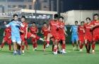 ĐT Việt Nam tập luyện tại UAE, sẵn sàng đương đầu Trung Quốc
