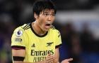 Hòa vất vả, Tomiyasu nói điều Arsenal cần cải thiện