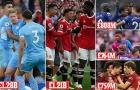10 CLB giá trị nhất thế giới: PSG nhóm cuối; Thành Manchester thống trị
