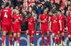 6 CLB đang bất bại tại 5 giải đấu hàng đầu châu Âu
