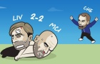 Cười té khói với loạt ảnh chế vòng 7 Premier League