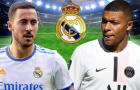 Đội hình chất của Real Madrid nếu có thêm Mbappe