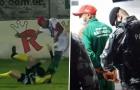 Cầu thủ Brazil bị cáo buộc giết người khi tấn công trọng tài