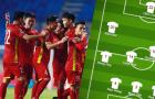Đội hình ĐT Việt Nam đấu Trung Quốc: Quang Hải, Tuấn Anh đá chính?