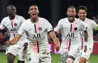 Đội hình tiêu biểu Ligue 1 tháng 9: Cặp cánh PSG, cựu sao EPL
