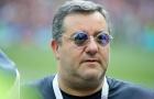 Raiola thay mặt Donnarumma công kích AC Milan và NHM