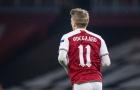 Điều Odegaard cần phải cải thiện ở Arsenal