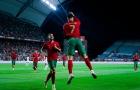 Ronaldo lại ghi bàn, Bồ Đào Nha giành chiến thắng 3-0
