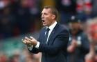 Newcastle đưa Brendan Rodgers vào tầm ngắm
