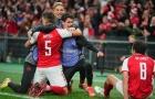 Đan Mạch tiếp tục thăng hoa sau EURO: Thắng 100%, không có đối thủ