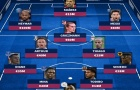 Đội hình 11 ngôi sao đã chia tay Barcelona: Tam tấu MSN