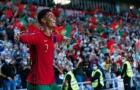 Ghi hat-trick vào lưới Luxembourg, Ronaldo lập thêm kỷ lục