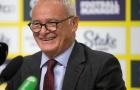 Claudio Ranieri: 'Vợ vui thì đời mới vui!'