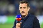 Gary Neville phân tích về 2 vấn đề đang tồn tại ở Man Utd