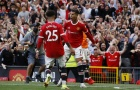 Hàng công Man Utd gây choáng