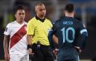 Messi phẫn nộ, chỉ trích trọng tài người Brazil sau trận thắng Peru