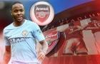 3 cách bố trí đội hình cho Arsenal nếu sở hữu Sterling