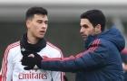 Arteta vẫn còn một vũ khí bí mật để giúp Arsenal chơi tưng bừng