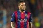 Barca hồi âm thành ý của Alves