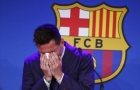 """Josep Bartomeu: """"Thật sai lầm khi để Messi ra đi"""""""