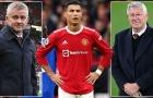 Solskjaer bất đồng với Sir Alex, Ronaldo đứng về phía ai?