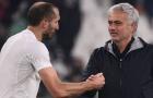 Bại trận, Mourinho chỉ ra 2 giáo sư của Juventus