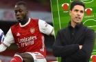 Đội hình Arsenal đấu Palace: Đầy đủ binh hùng tướng mạnh