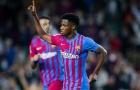 Jorge Mendes làm khó Barca trong thương vụ trói chân Ansu Fati