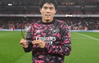 Cầu thủ xuất sắc nhất tháng 9 đang gây ra rắc rối cho Arsenal