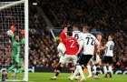 '3 cầu thủ Man Utd xung quanh nhưng vẫn để thủng lưới'