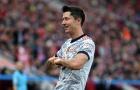 Đội hình tiêu biểu vòng 8 Bundesliga: Lewandowski và cặp cánh Bayern
