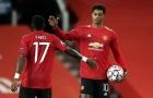 Lực lượng Man Utd trận Liverpool: Chờ Rashford, Fred, 1 cái tên out