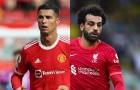 Ronaldo vs Salah, ai xuất sắc hơn ở đại chiến M.U - Liverpool?