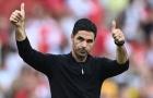 Thắng đậm Villa, Arteta ca ngợi tài năng 21 tuổi của Arsenal