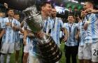 Messi được ủng hộ giành QBV