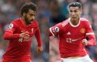 """""""Ronaldo và Salah thật tàn nhẫn"""""""