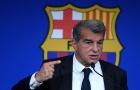Chỉ bằng vài động thái, Joan Laporta đã hé lộ kế hoạch chuyển nhượng của Barca