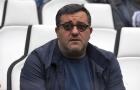 Raiola lại tính gây chuyện với Man Utd