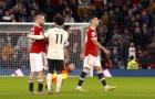 Vừa hết trận, Salah làm 1 điều với Shaw