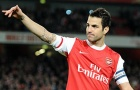 Fabregas tri ân Arsenal