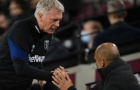 Thua đau, Guardiola nói lời thật lòng về West Ham trong tay Moyes