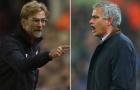Klopp: 'Một trong những thành tựu lớn nhất của tôi là làm cho Mourinho được cười'