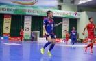 Lượt 13 giải futsal VĐQG - SS.KH lội ngược dòng, giành chiến thắng ngoạn mục trước K.SG