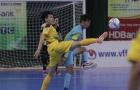 Lượt 15 giải futsal VĐQG - Thua tuyệt đối về thể lực, SS.KH đại bại trước Sahako