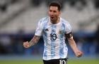 Messi có xứng đoạt QBV 2021 sau chức vô địch Copa America?