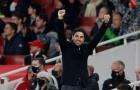 Mikel Arteta: 'Các cầu thủ không hài lòng'
