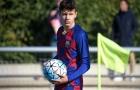 Cựu 'thần đồng' Barca hạnh phúc khi ký hợp đồng chuyên nghiệp với M.U