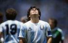 'Vĩ đại nhất; Giỏi hơn cả Pele': Từ Mourinho đến Messi, Maradona xuất sắc như thế nào trong mắt làng túc cầu?